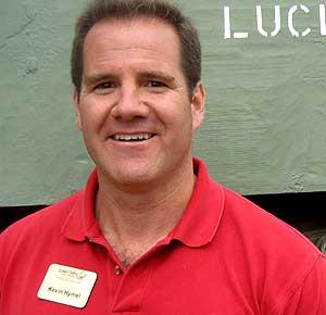 Historian Kevin Hymel