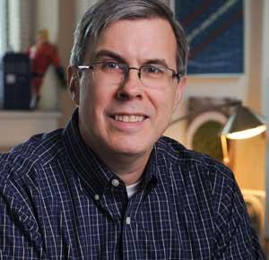 Historian Rick Beyer