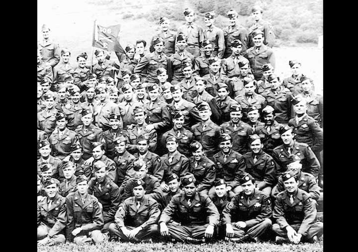 WWII 101st Airborne Easy Company