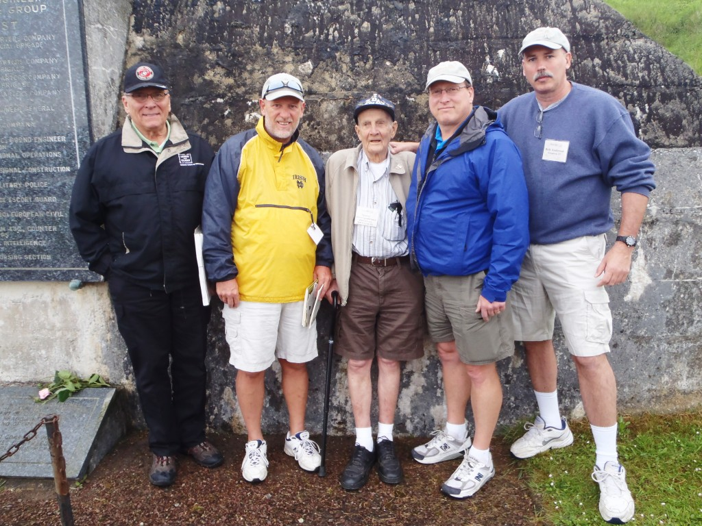 D-Day veteran Spoony Sponheimer on D-Day Tour