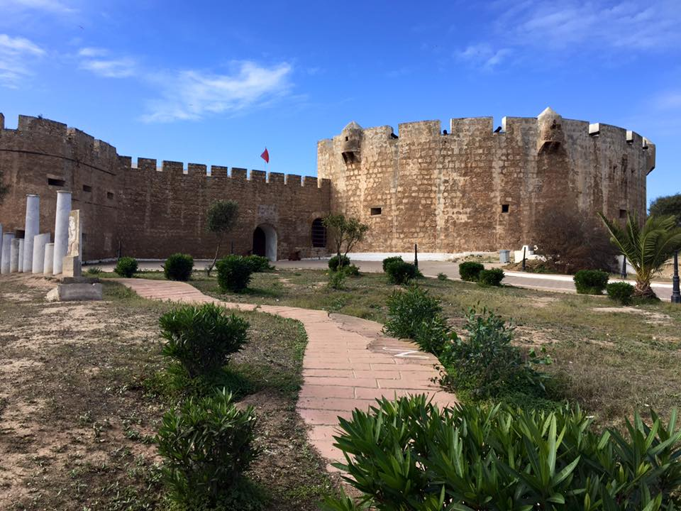 Castle in Safi