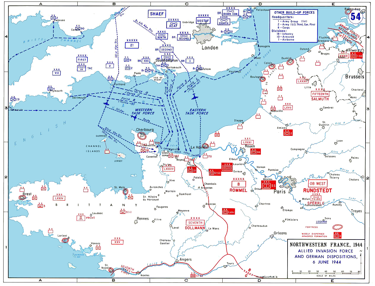 Preparations For Operation Overlord Part Iii Stephen Ambrose