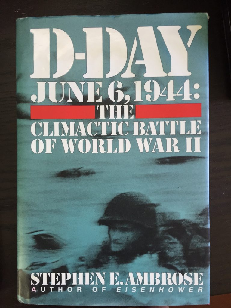 D-Day: June 6, 1944 book cover