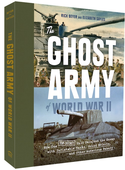 The Ghost Army in World War II book