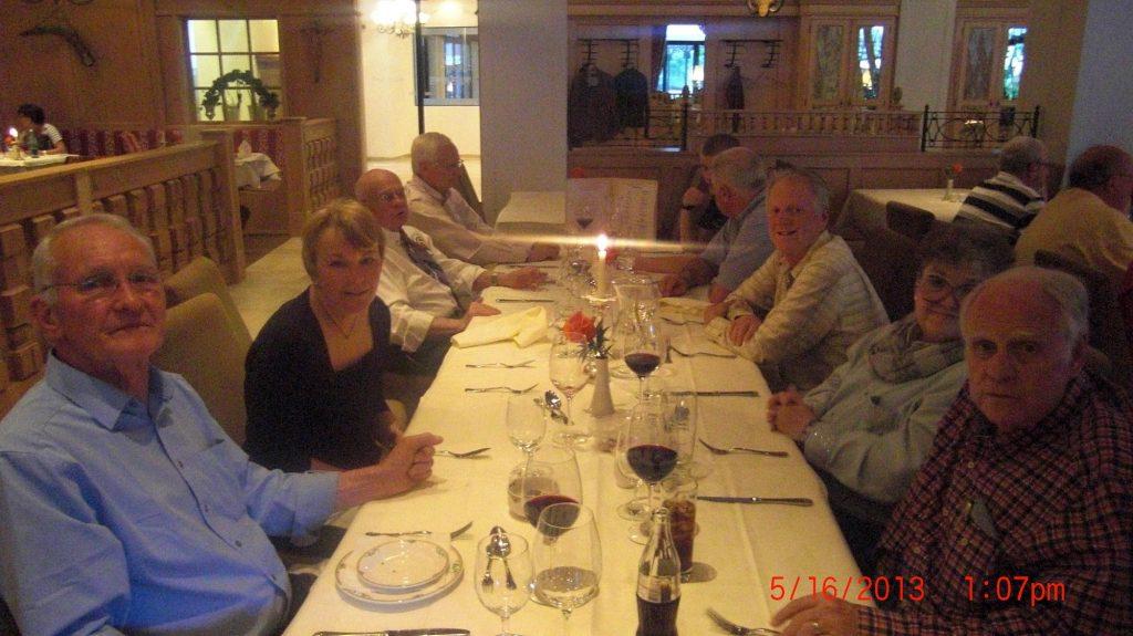 Herb Suerth Farewell Dinner