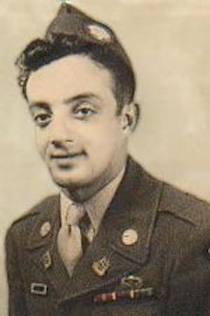 George Luz of Easy Company