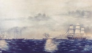 Shenandoah Civil War ship