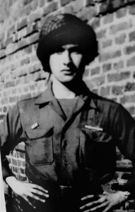 WWII soldier Bob Slaughter