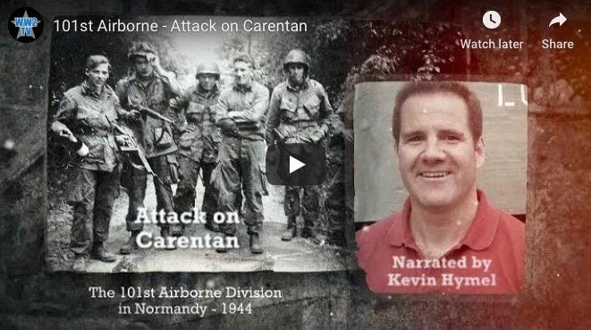 Carentan film WW2TV