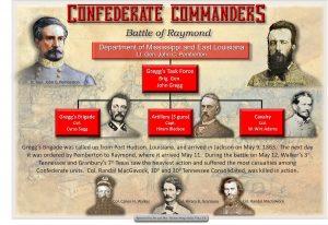 Raymond Battlefield Marker 1CS
