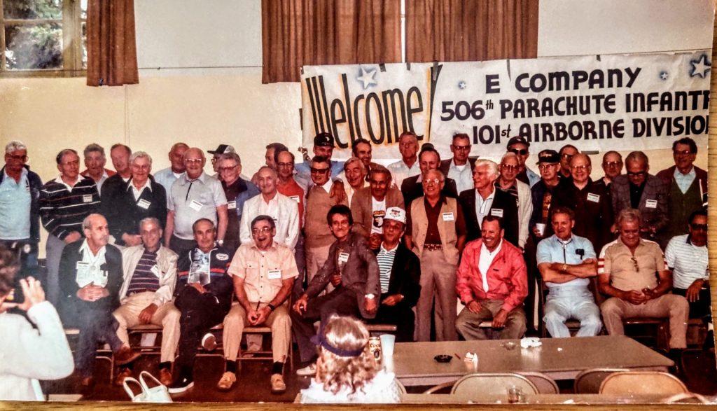 1984 Co. E reunion