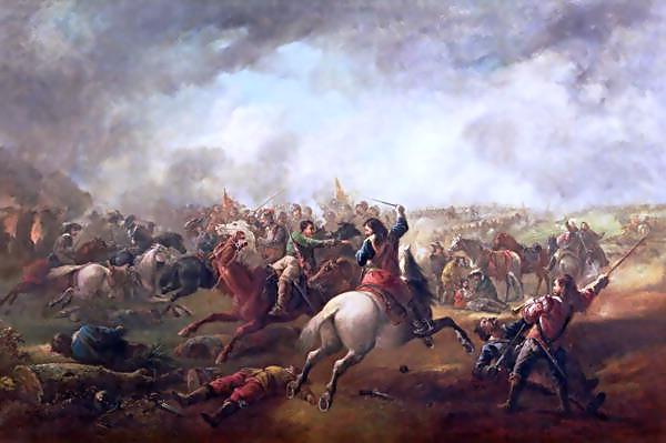 Battle of Marston Moor 1644