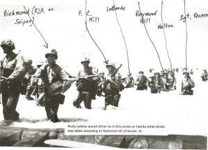Tarawa landing 1943