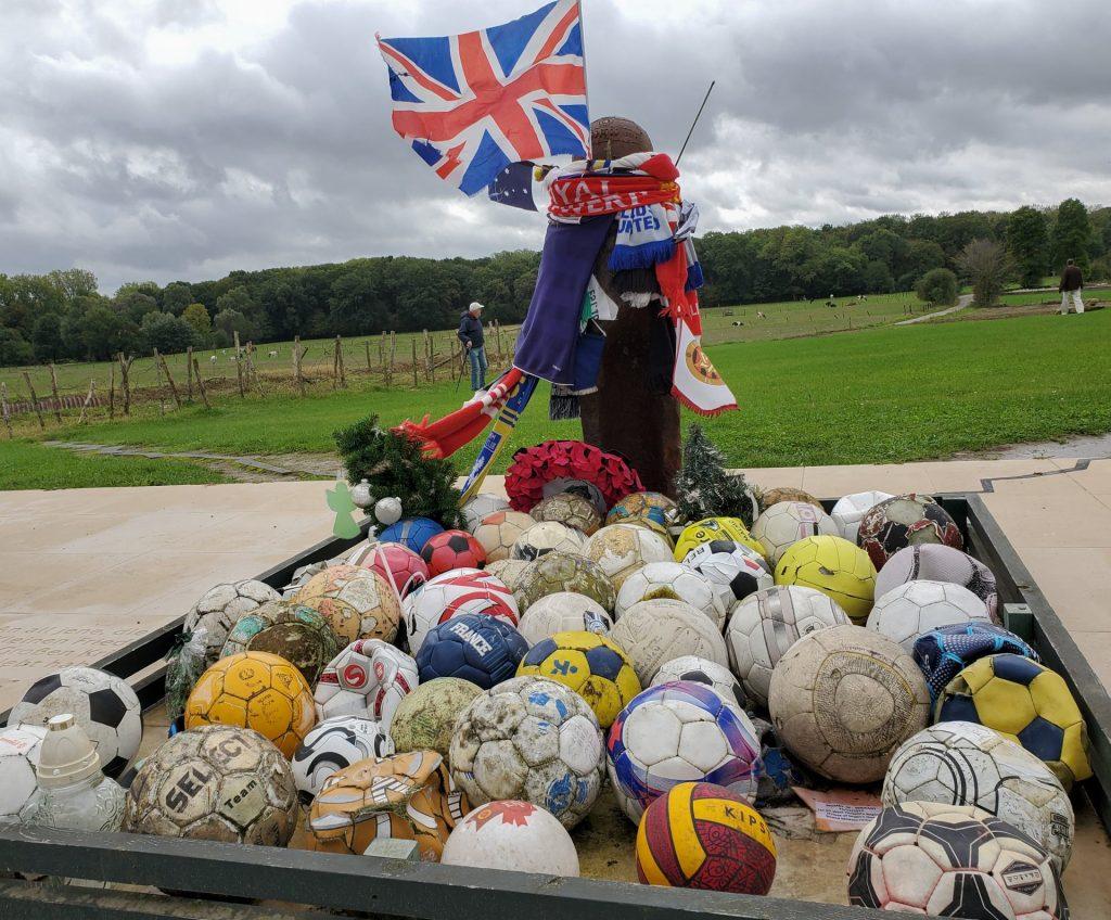 Christmas Peace Memorial Footballs