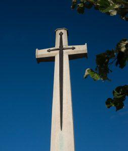 Crusader Cross WWI