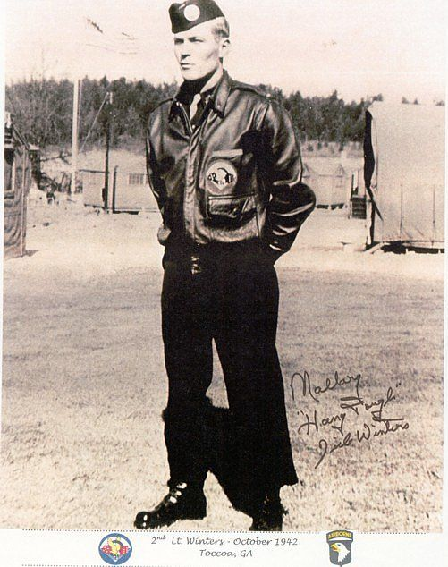 Lt. Dick Winters