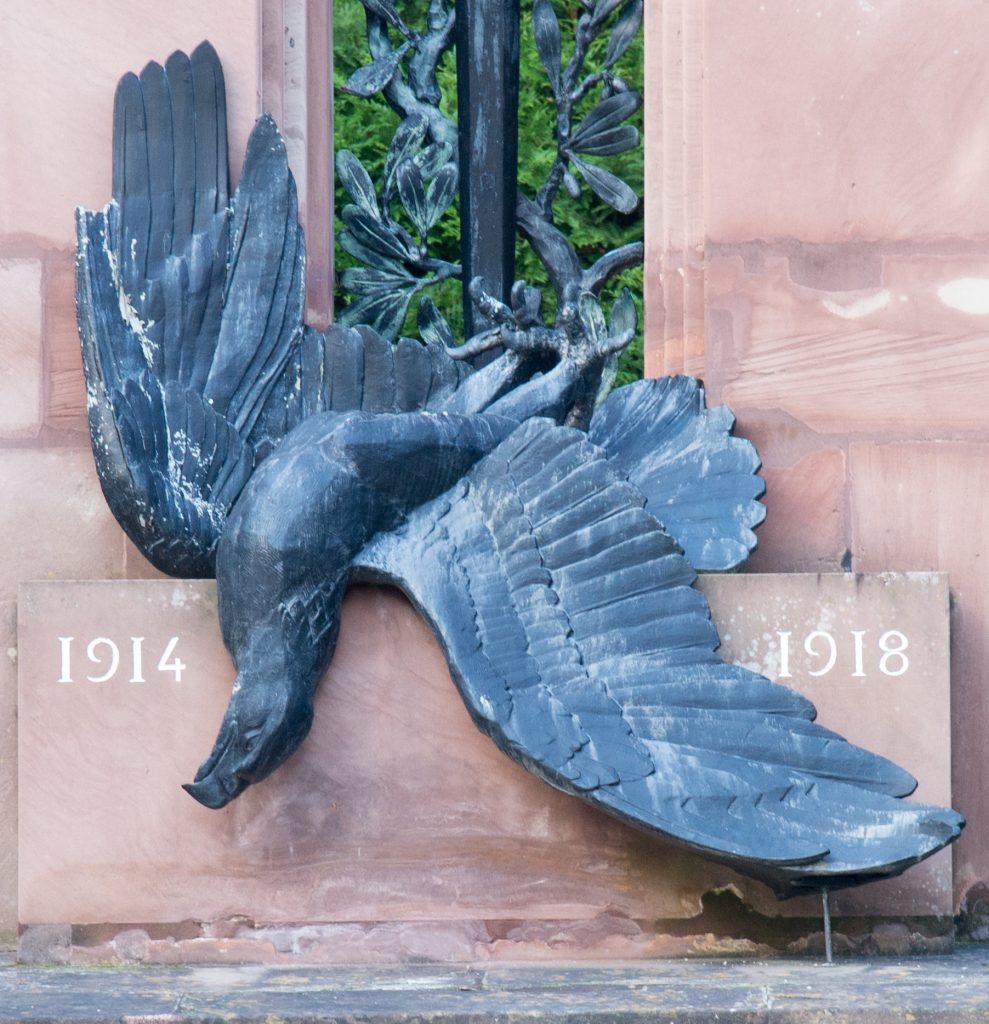 Fallen Eagle WWI