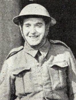 Sapper George Wyllie