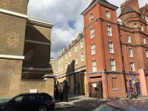 Sloane Court in London