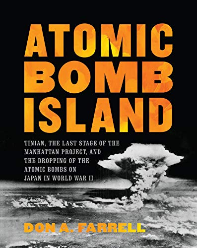 Atomic Bomb Island book cover
