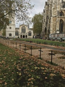 Field of Remembrance West Minster Abbey