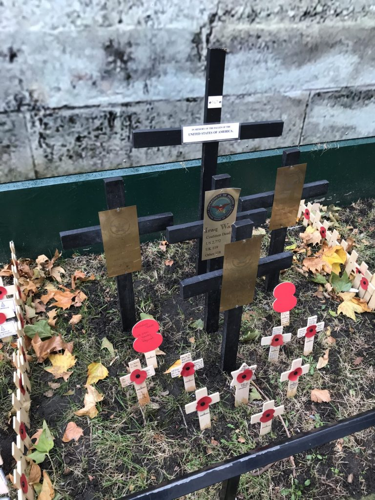 Field of Remembrance American plot