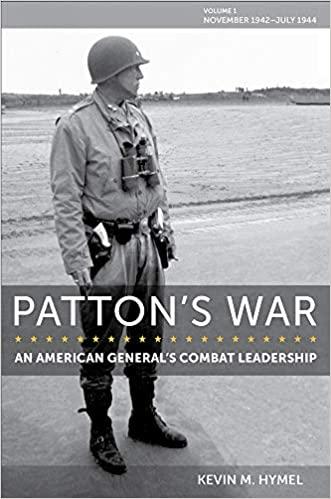 Patton's War book
