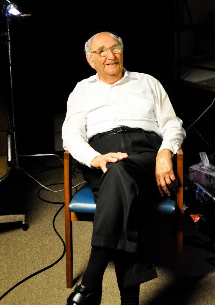Gil Seltzer, Ghost Army veteran